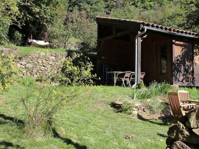 Photo for Large Cabin located between two mountains