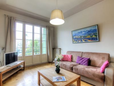 Photo for Apartment Le Victor Hugo in Nice - 6 persons, 2 bedrooms