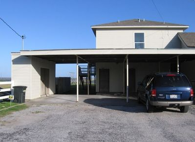 Back of the House with Ample Parking
