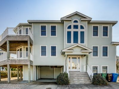 Photo for Bella Vista | 425 ft from the beach | Private Pool, Hot Tub, Dog Friendly