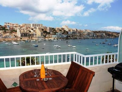 Photo for 2BR Apartment Vacation Rental in Xemxija, Malta