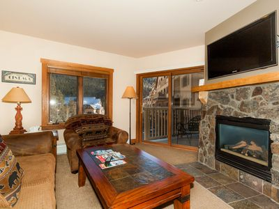 Photo for 2-Bedroom w/Mountain Views, Updated Kitchen, Short Walk to Gondola