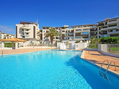 Photo for Apartment Le Sunset/Cap Sud in Cap d'Agde - 4 persons, 1 bedrooms