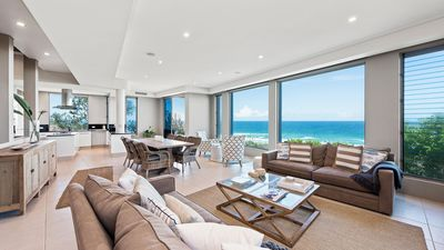 Photo for Magnificent Beachfront Noosa