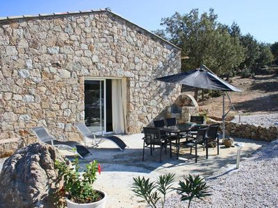 Photo for Cottage of 110 m² on a property of 6 hectares 5 km from the sea in Balagne