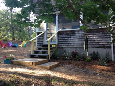 Photo for A perfect Wellfleet vacation spot!  Just renovated - charming and quiet cottage