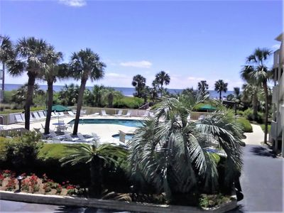 #123 Ocean Front, By Owner, First Floor, Lovely inside and out!