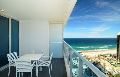 Photo for Full, unobstructed ocean views from almost every room.