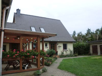 Photo for Holiday apartment near the Baltic Sea