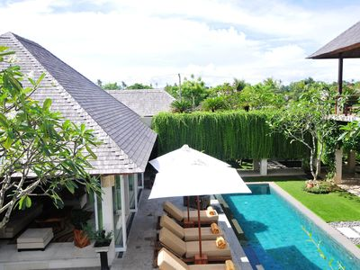 Photo for Book 4 Bedroom only at 5 Bedroom Luxe Private Pool Villa, Housekeeping staff