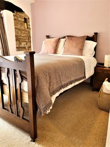 Photo for The Old Wash Kitchen, Holmfirth. Cosy, quirky, 2 bedroom holiday cottage for 4.