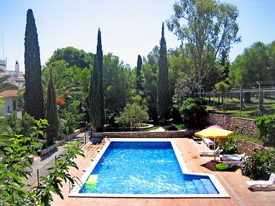 Photo for 3 bedroom Villa, sleeps 6 in Cunit with Pool