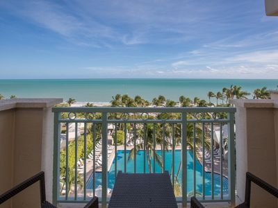 Photo for AMAZING OCEAN FRONT STUDIO AT THE RITZ CARLTON IN KEY BISCAYNE