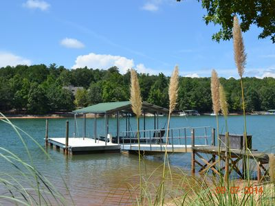 Photo for Beautiful Waterfront Home with Stunning Views of Lake Keowee,   Sleeps 10
