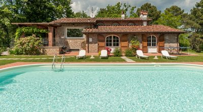 Photo for Charming Villa With Private Pool In Tuscany Countryside;10 Sleeps, WIFI, A/C