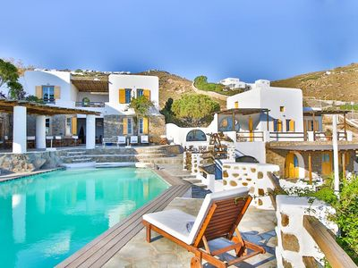 Photo for 3BR Villa Vacation Rental in Mikonos