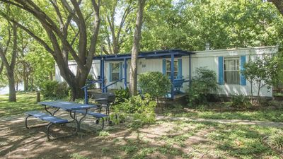 Photo for Lakeview mobile home located on Lake LBJ