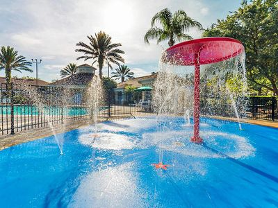 Photo for 3 Bedroom Condo! 1st Floor Unit! Minutes to Disney! Windsor Palms Resort