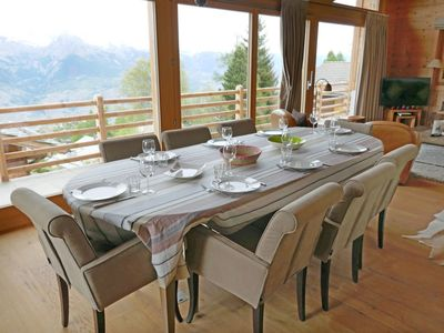 Photo for Vacation home Chalet Jadi in Nendaz - 10 persons, 4 bedrooms