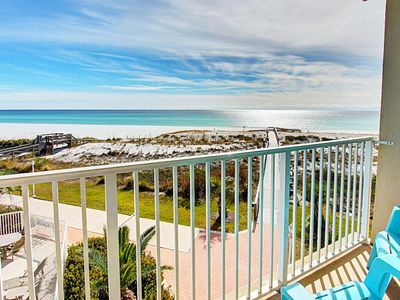 Photo for Destin on the Gulf 305-2BR-Oct 20 to 22 $506! Gulf FRONT-OverlooksPool-FunPass