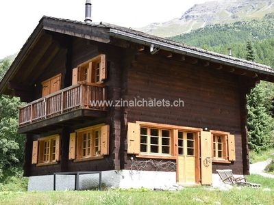 Photo for 2BR Chalet Vacation Rental in Zinal, Valais