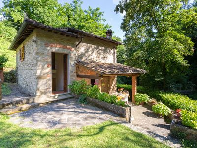 Photo for Country House / Farm House in Molezzano with 2 bedrooms sleeps 4