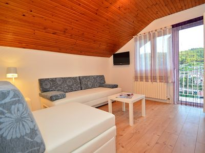 Photo for Apartment in the center of Zaton with Parking, Internet, Washing machine, Air conditioning (491014)