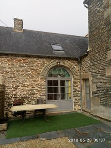 Photo for La Grange - Gite in St-Thélo in the Cotes d'Armor in the heart of Brittany