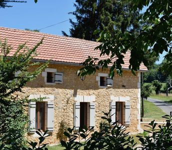 Photo for Delightfully restored farmhouse in the heart of the Dordogne