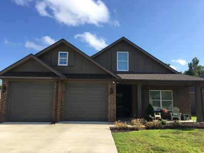 Photo for New/Beautiful 4 bedroom 2 bath with open concept and Family friendly subdivision