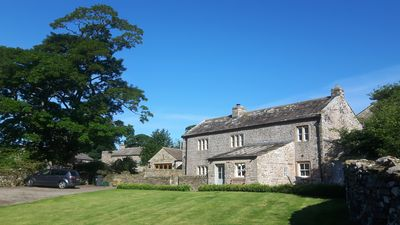 Photo for Beautiful Grade II listed house with stunning uninterrupted views. Sleeps 8