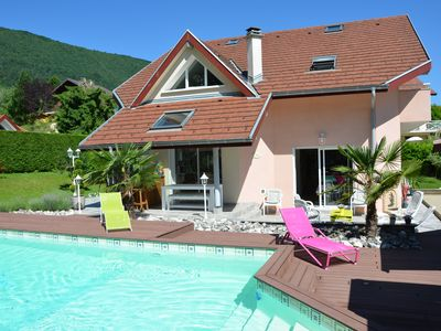 Photo for 4BR Villa Vacation Rental in Sévrier, Auvergne-Rhône-Alpes