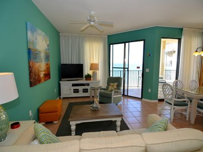 Photo for Great Beachfront Corner Unit at Phoenix V! Last Minute Deals!