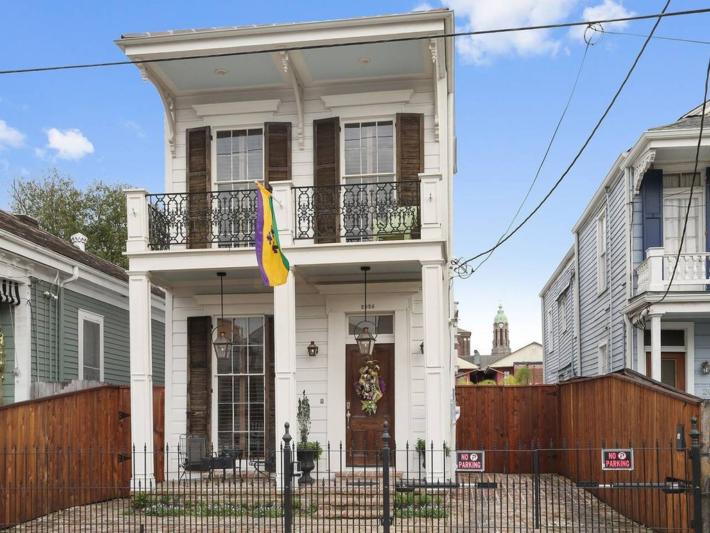 Garden District Luxury for LARGE GROUPS - Houses for Rent in New ...