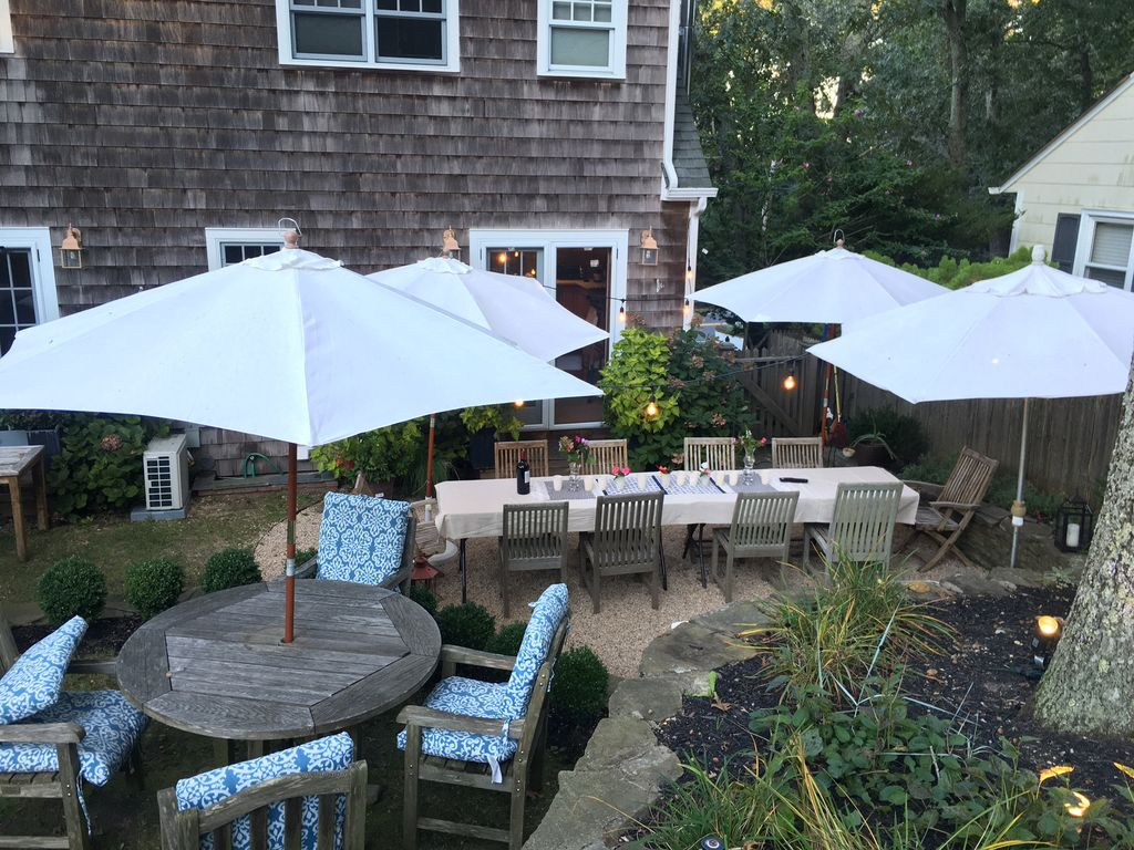 Perfect Beach House In Sag Harbor Sag Harbor Hamptons New York RentByOwne