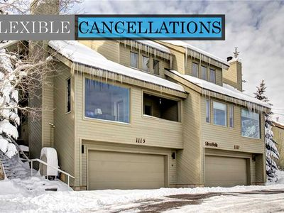 Photo for 2 Blocks from Park City Mountain at the top of Old Town! Spacious with lovely mountain views!