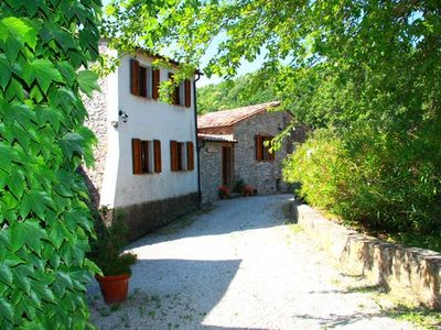 Photo for Holiday apartment Montieri for 2 - 6 persons with 3 bedrooms - Holiday apartment in a farmhouse