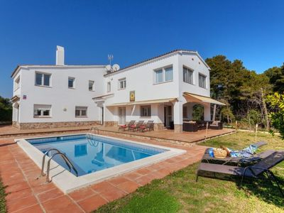 Photo for Lloret de Mar Holiday Home, Sleeps 10 with Pool and Free WiFi