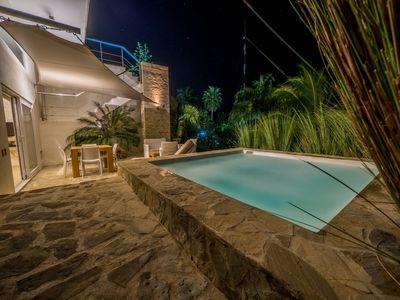 Photo for Caribbean Casas' Loft Pintura for 2-4 guests, with private patio and pool!