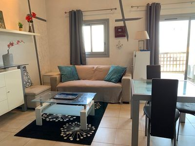 Photo for Charming apartment with a superb view near the centre - Cap d'Agde