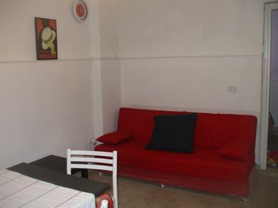 Photo for basement with outdoor area, also with pet
