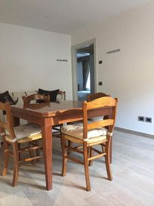 Photo for Canazei Apartment 5 beds, 2 rooms. Private parking.
