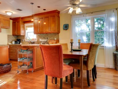 Photo for Hidden Treasure: Charming East End Updated Home Quick Walk to Beach Access!