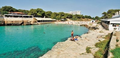 Photo for 2BR Apartment Vacation Rental in Cala Blanca, Menorca