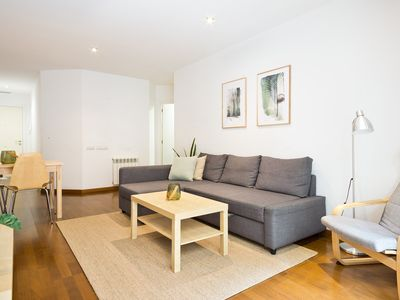 Photo for Olala Les Corts Exclusive 1BR Flat w/ balcony