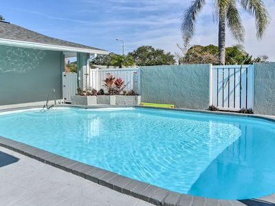 Photo for 'Sunshine Retreat' Largo House w/ Private Pool!
