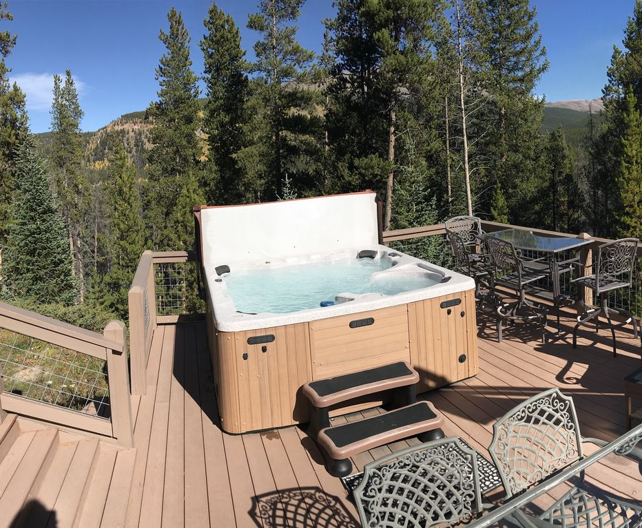 Private secluded house 360 views hot tub 2 mi south of for House 360 view