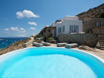 Photo for Villa Diokles in Mykonos, Greece