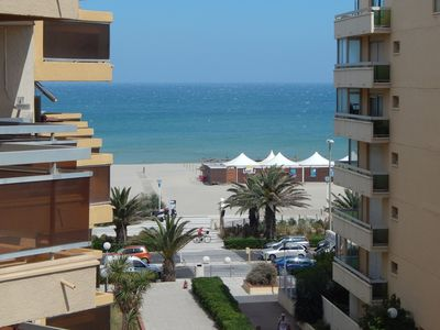 Photo for Two-room expo south Balconies from the beach