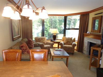Photo for 1BR Condo Vacation Rental in Olympic Valley, California